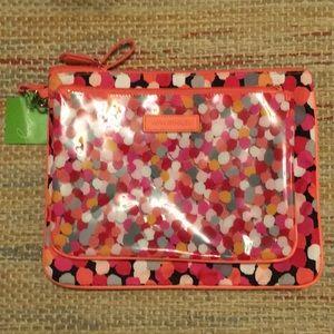 Final reduction Vera Bradley 2/pc Pixie Confetti
